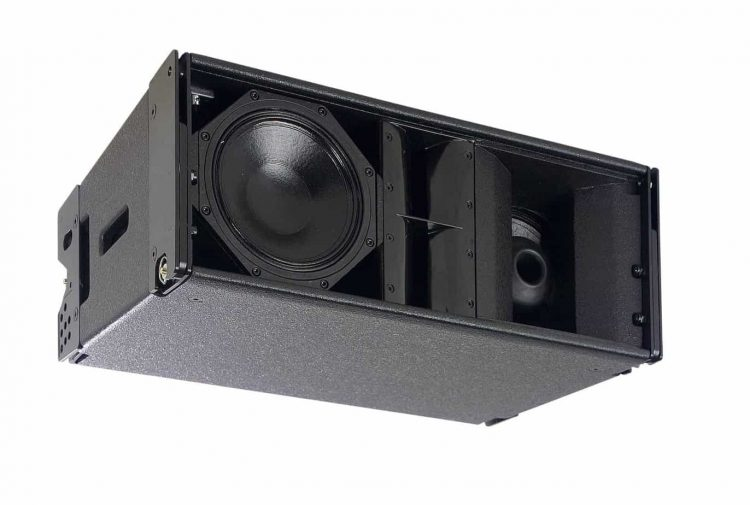 Martin audio W8LM line array hire