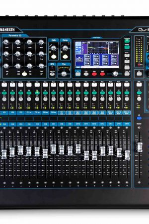 Allen and heath Qu16 sound desk Hire