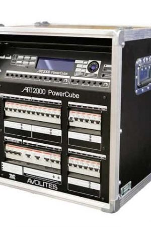 Avolites Power Cube Hire