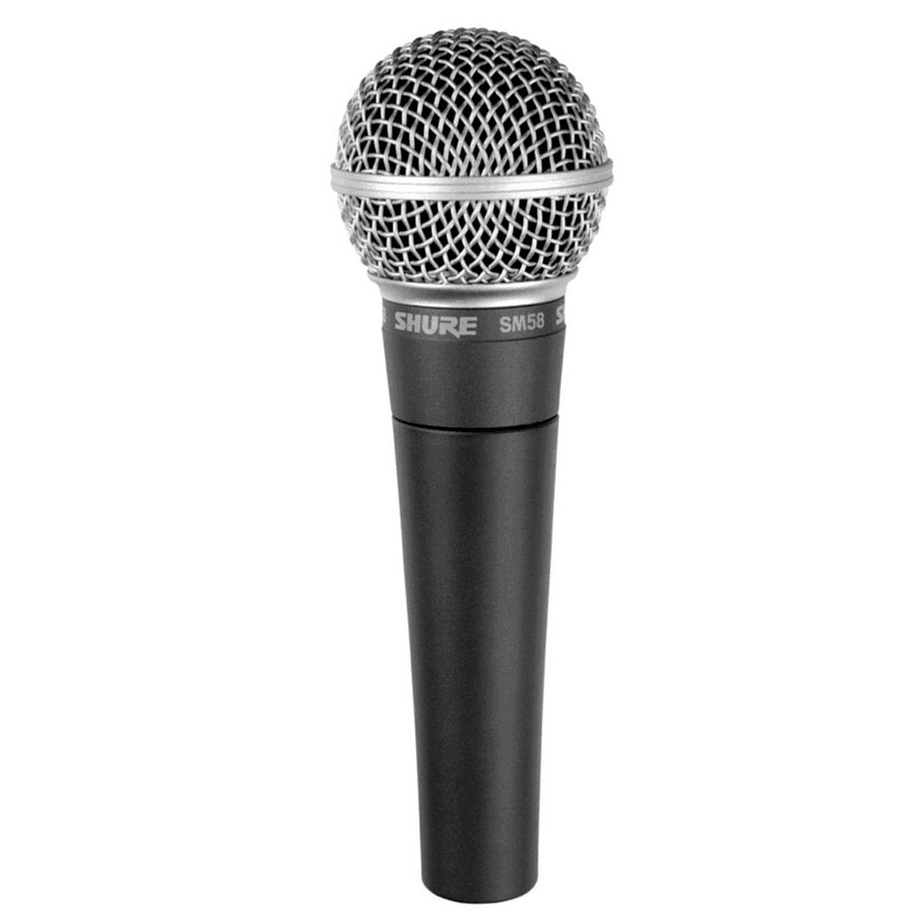 Shure SM58 Vocal mic Hire