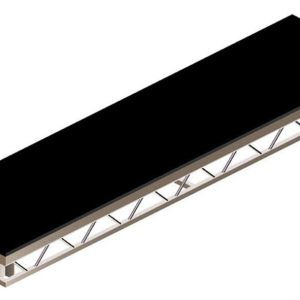 Litedeck 8x2 stage hire
